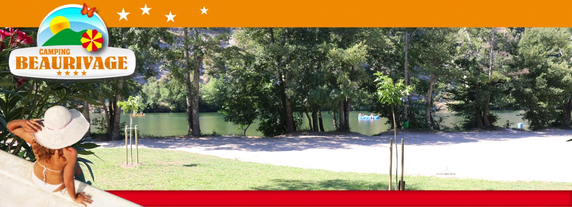 Bienvenue Au Camping Beau Rivage Vallon Pt DArc Ardèche - Camping a vallon pont d arc avec piscine